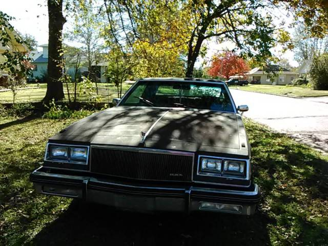 1984 Buick LeSabre Limited Coupe 2-Door