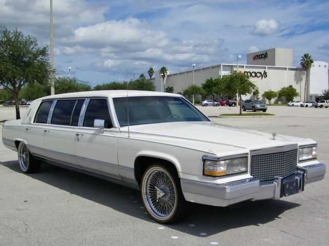 1990 Cadillac Other Brougham