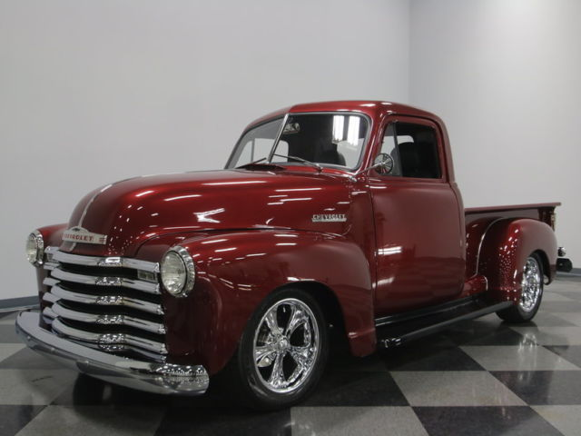1951 Other Chevrolet 3100 Pickup (Truck) with Black interior