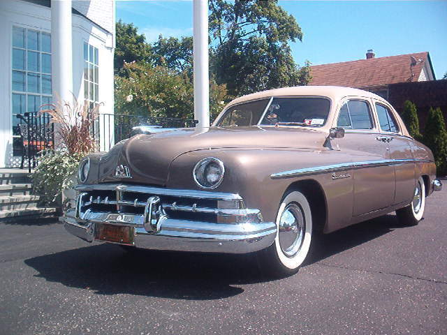 1950 Lincoln Other EL-SERIES