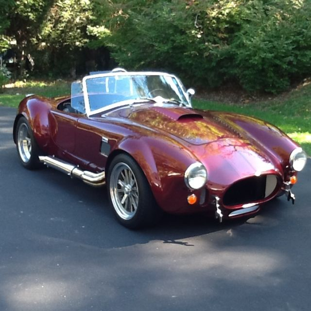 1965 Shelby Backdraft Cobra RT3