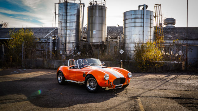 1965 Shelby Backdraft  Cobra completed by Vintage Motorsports