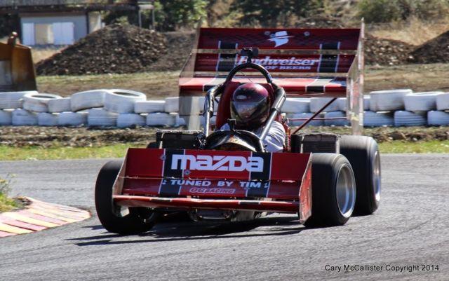 BANDIT Hillclimb Autocross AMod Winner FTD King Of Hill Car