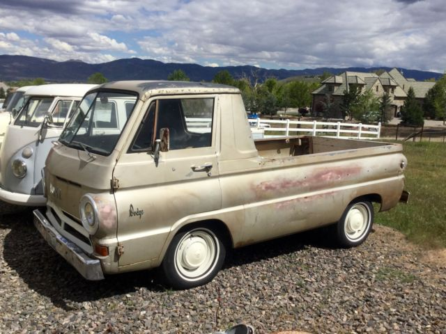 1966 Dodge Other Pickups A100