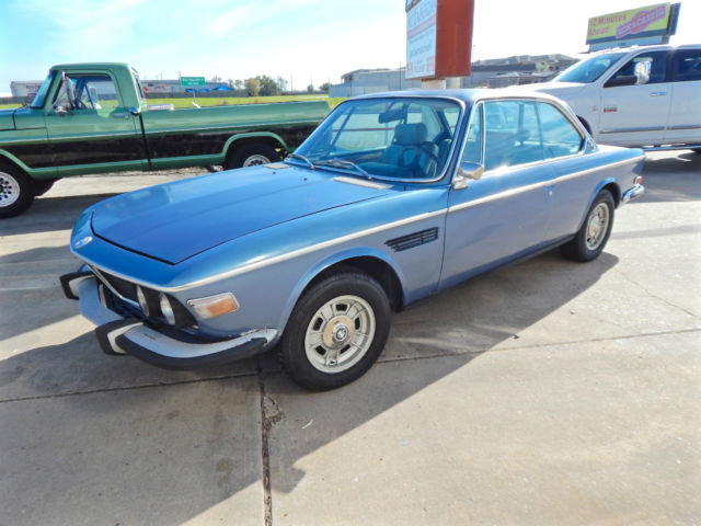 1973 BMW 3-Series 3.0 CS