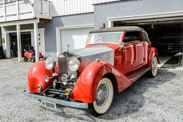1934 Rolls-Royce Other