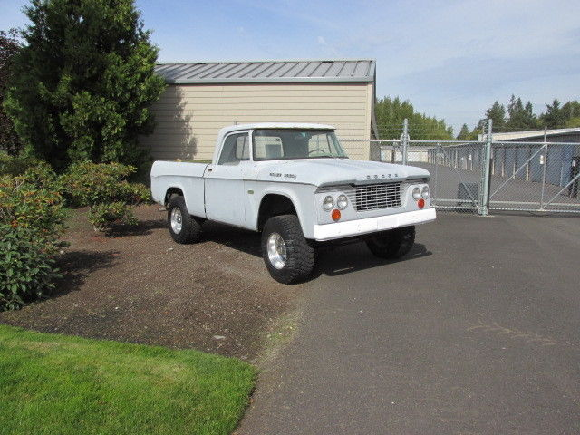 1961 Dodge Power Wagon