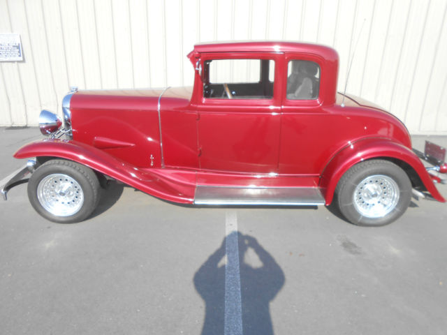 1931 Oldsmobile 5 WINDOW COUPE 5 WINDOW