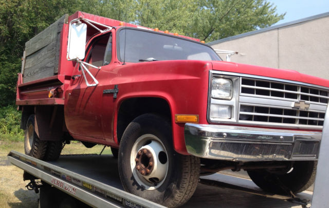 1988 Chevrolet Other Pickups C30