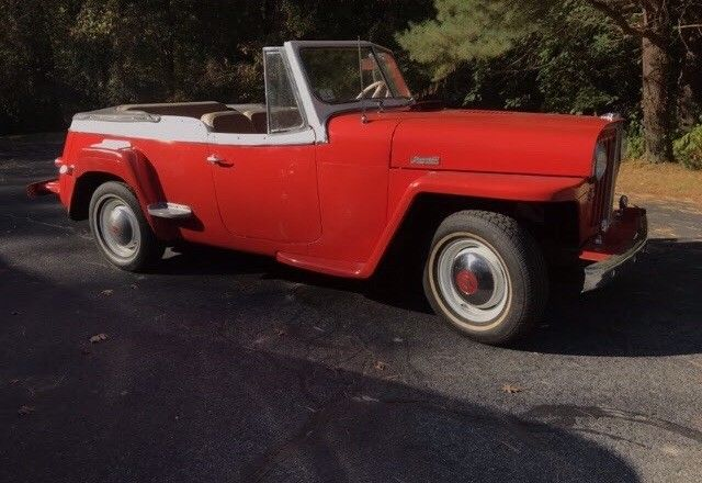 1948 Other Makes Jeepster
