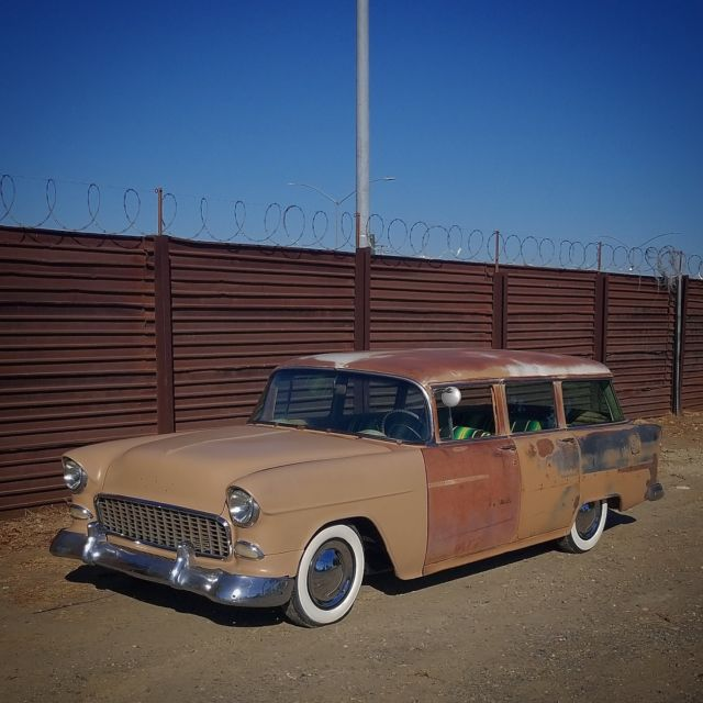 1955 Chevrolet Bel Air/150/210 STATION WAGON