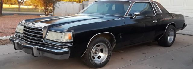 1979 Dodge Magnum NO RUST!! Original Paint No Accidents