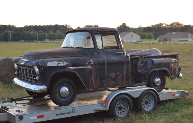1955 Chevrolet Other Pickups 3100 SWB BIG BACK WINDOW