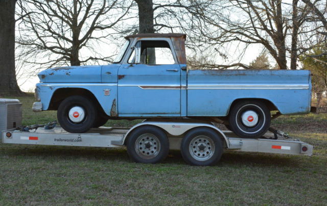 1964 Chevrolet C-10 SHORT/WIDE BED