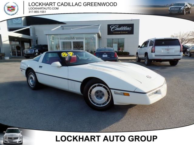 1987 Chevrolet Corvette Base