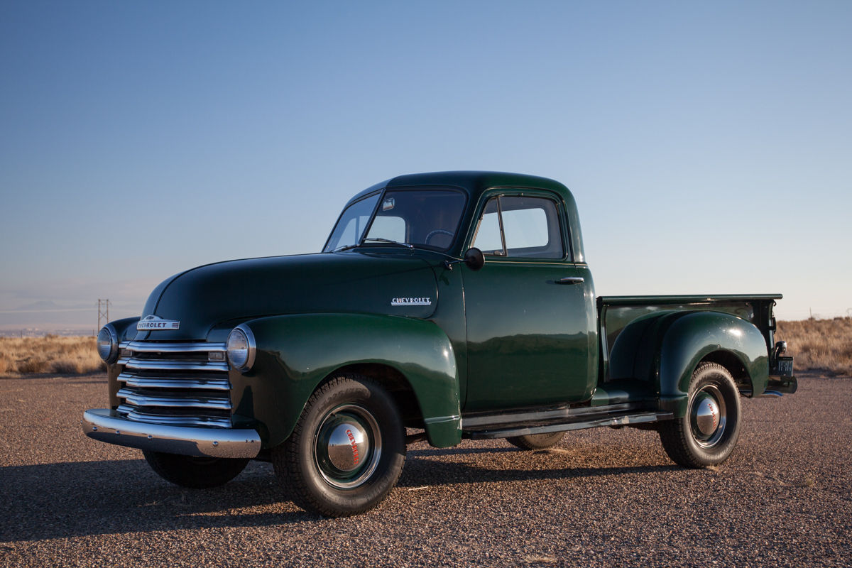 1951 Chevrolet Other 3100