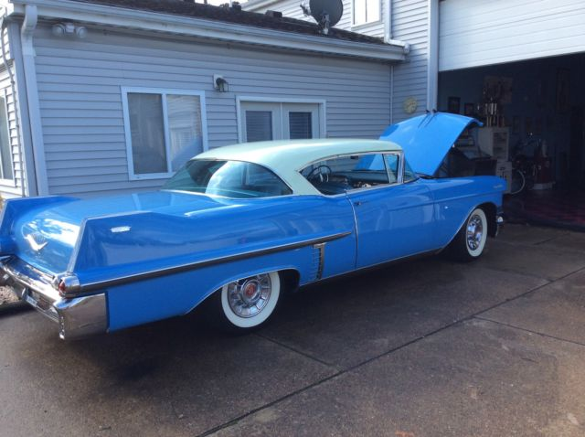 1957 Cadillac DeVille Series 62
