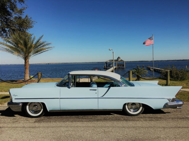 1957 Lincoln Other 2 Door Hardtop