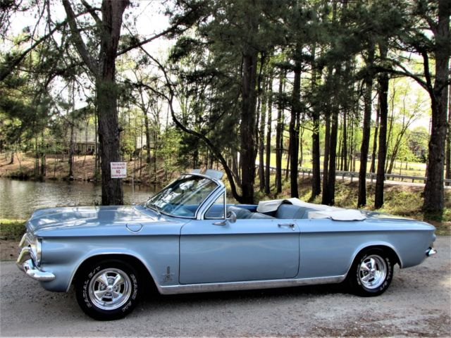 1963 Chevrolet Corvair Spyder