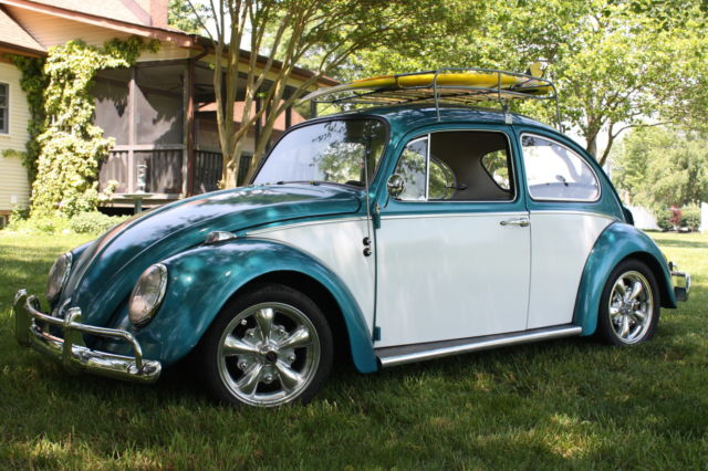 beautiful 1965 vw custom beetle excellent condition for sale photos technical. Black Bedroom Furniture Sets. Home Design Ideas