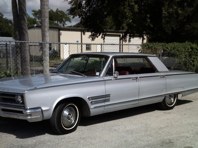 1966 Chrysler 300 4 DOOR HARDTOP