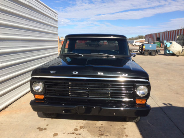 1968 Ford F-100 Styles