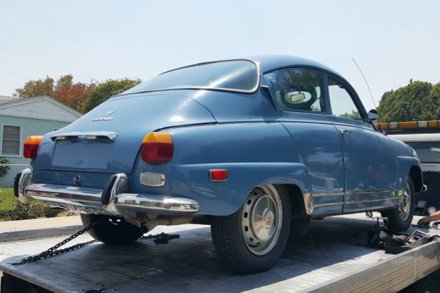 Beautiful 1970 Saab 96 V4 Deluxe For Sale Photos