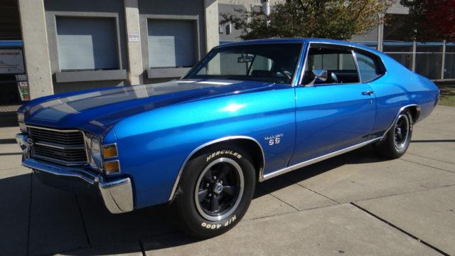 Beautiful 1971 Chevelle SS