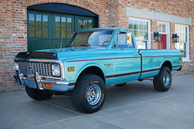 1972 Chevrolet Other Pickups K10 CUSTOM