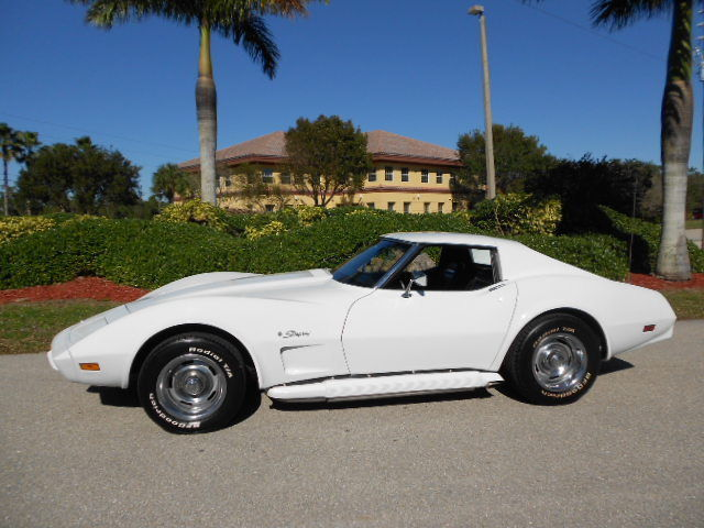 1975 Chevrolet Corvette  4-SPEED WITH 45K MILES! MATCHING NUMBERS!