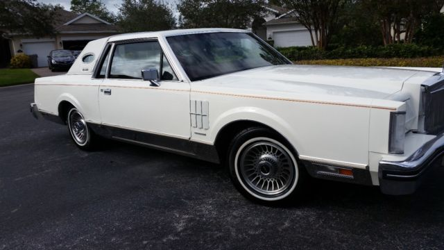 1983 Lincoln Mark Series SIGNATURE SERIES
