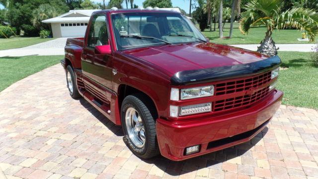 1990 chevy 1500 4x4 truck