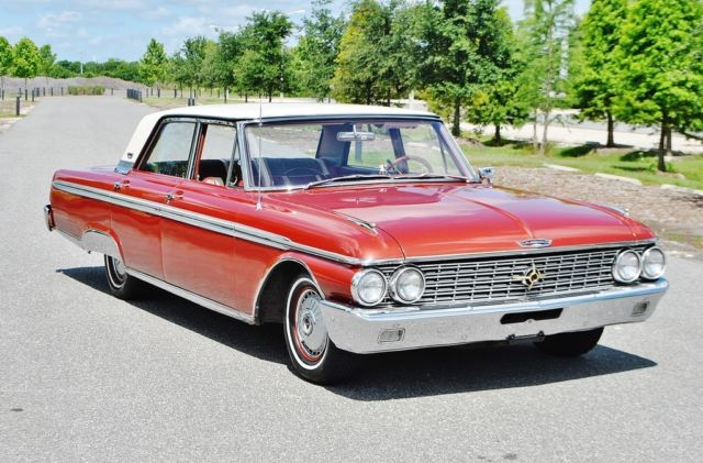 1962 Ford Galaxie 500 352 V8 Gorgeous Family Car No Reserve