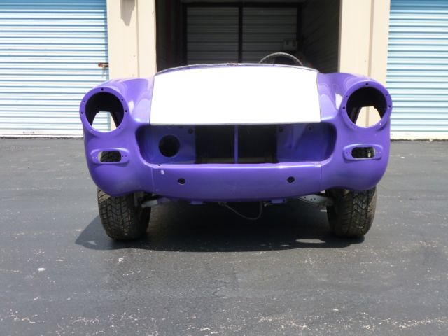 Purple Mg Midget