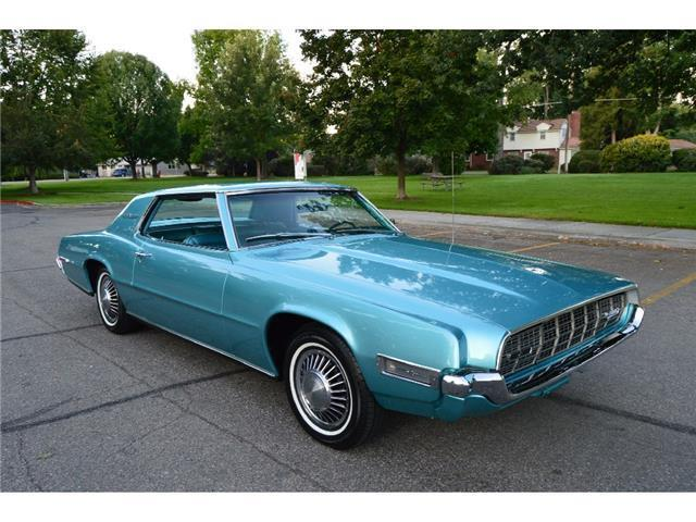 Beautiful 85k Actual Mile Two Owner 1968 Ford Thunderbird 429