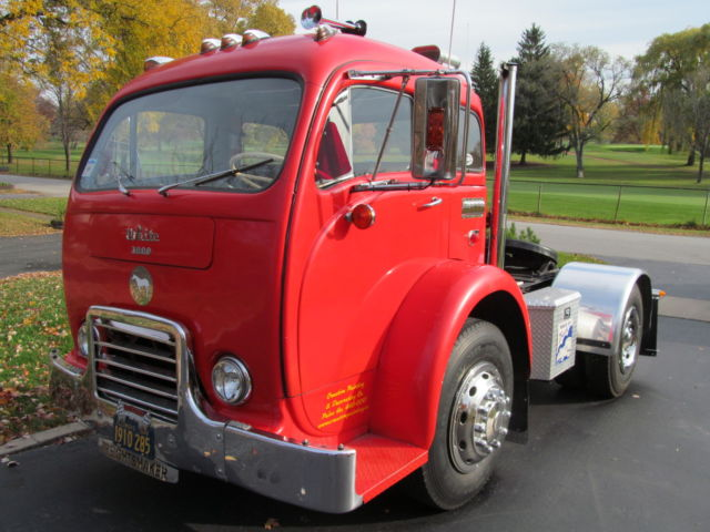 1967 Other Makes White 3000  Cabover Truck