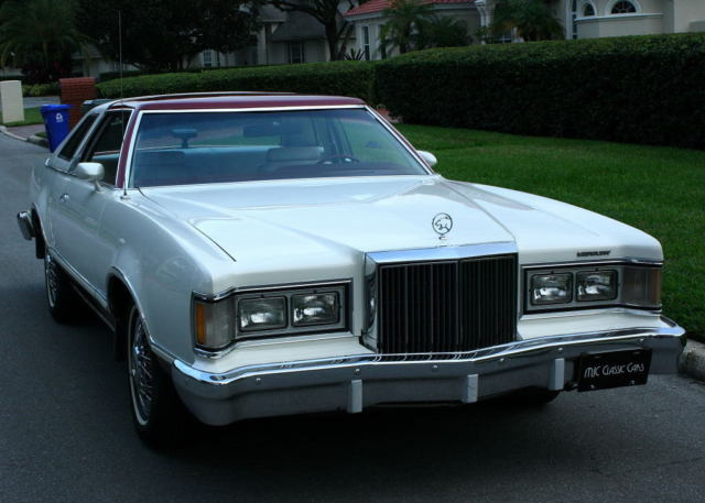 1978 Mercury Cougar XR7 COUPE - SURVIVOR - 39K MILES