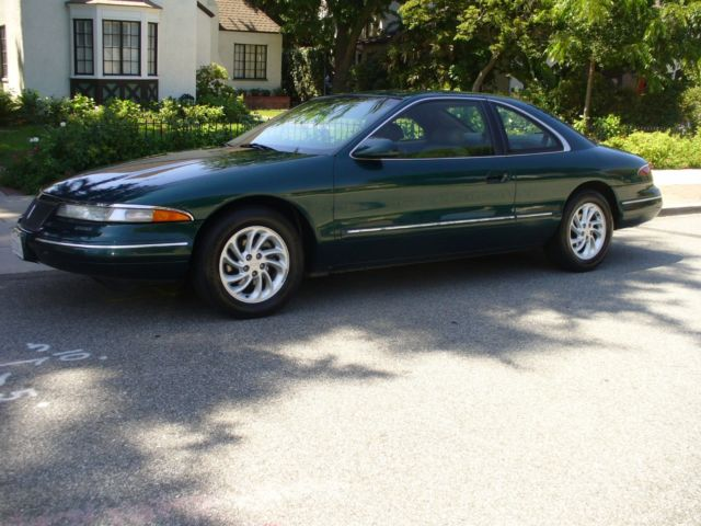 1994 Lincoln Mark Series Green