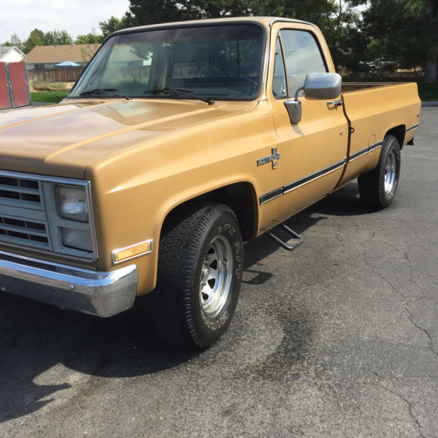 1985 Chevrolet Other Pickups C20
