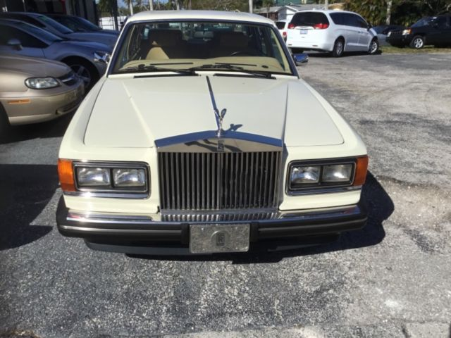 1991 Rolls-Royce Silver Spirit/Spur/Dawn Leather