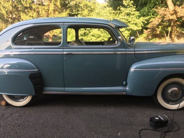 1942 Ford Super Deluxe 32,157 Actual miles!