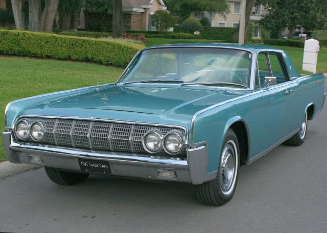 1964 Lincoln Continental REFRESHED - 40K MILES