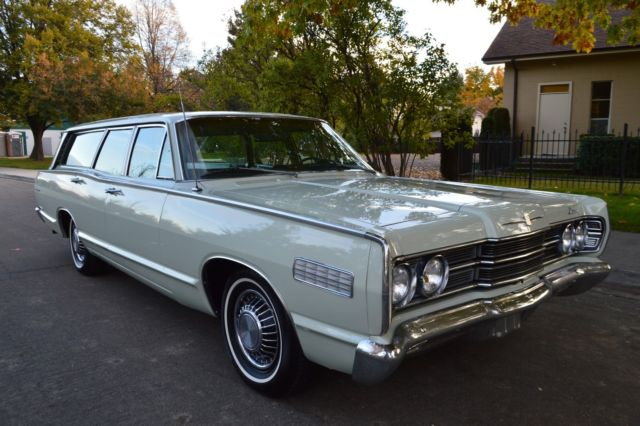1967 Mercury Other COMMUTER