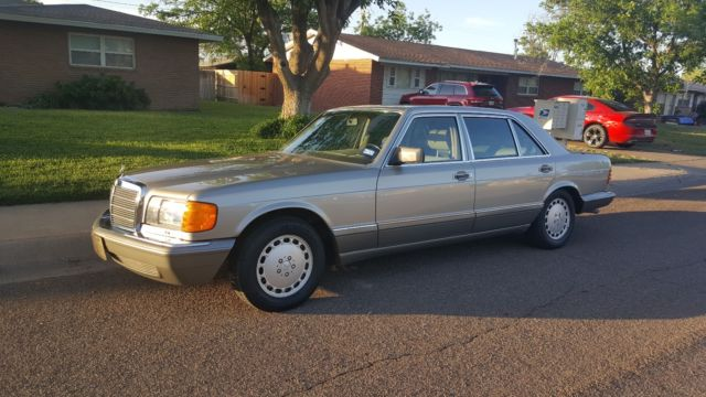 1991 Mercedes-Benz 500-Series SEL