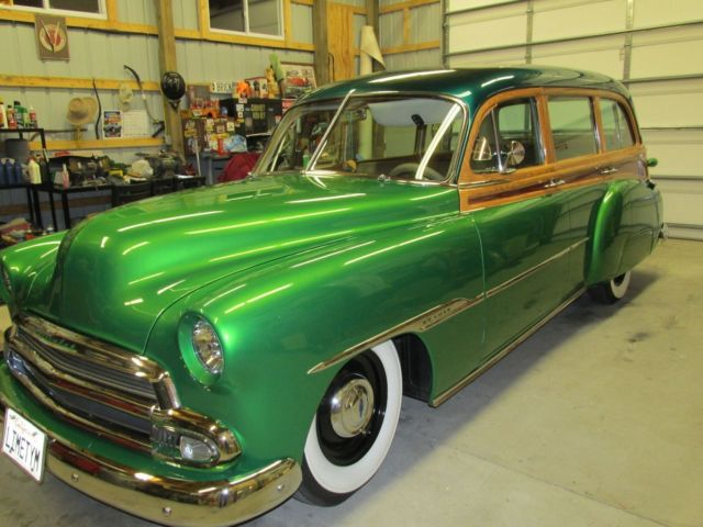 1951 Chevrolet Other Woody Wagon