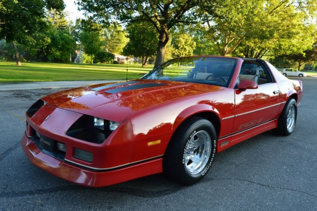 What I Wouldn T Give To Have A Cherry Trans Am Or Iroc Z