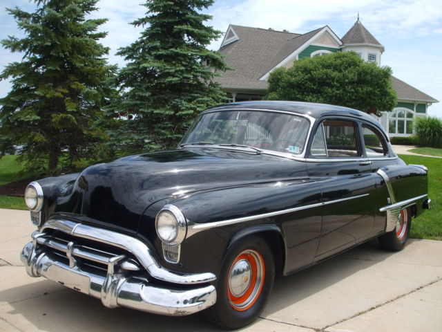 1952 Oldsmobile Eighty-Eight SUPER ROCKET 88