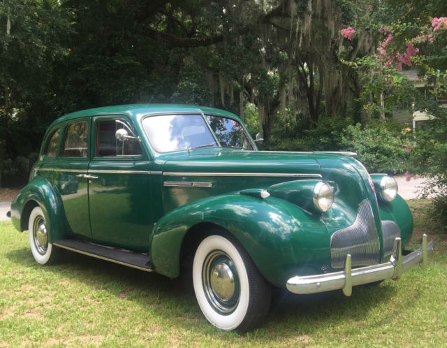 1939 Buick Series 40 Special