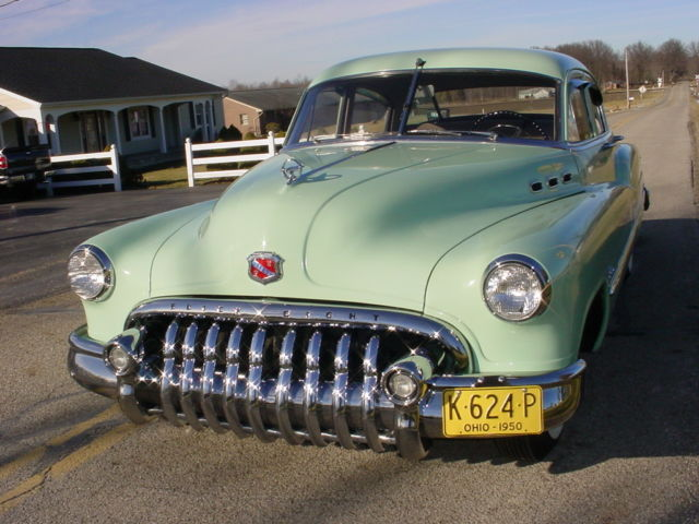 1950 Buick Special Deluxe