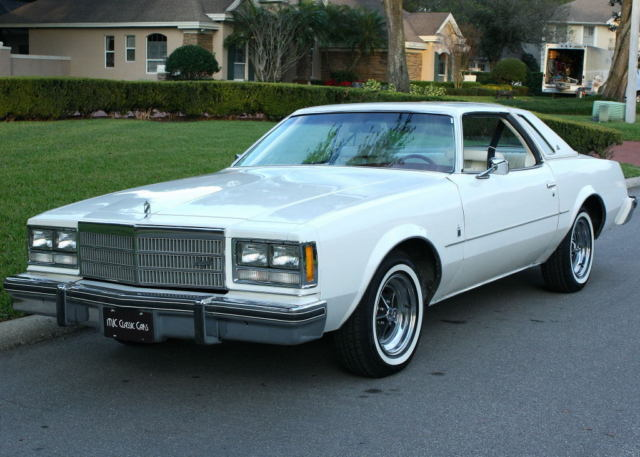 1977 Buick Regal COUPE - TWO OWNER - 51K MILES